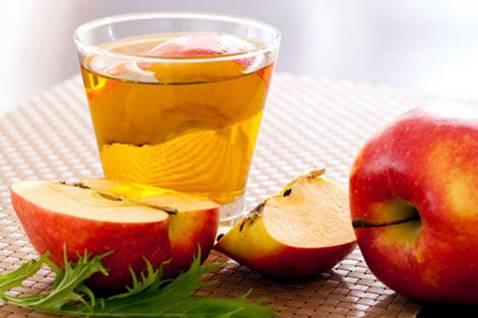Sử dụng giấm táo để điều trị nám tự nhiên
