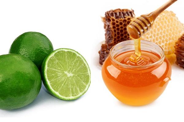 trị nám da bằng mật ong và chanh hiệu quả