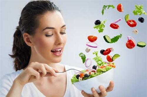 Nguyên nhân gây nám da do chế độ ăn uống không hợp lý
