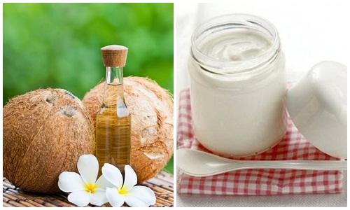 Cách trị tàn nhang bằng dầu dừa cho da khô