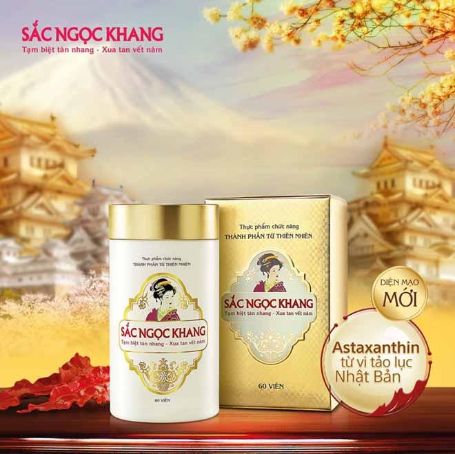 Sac Ngoc Khang vien uong dieu tri tan nhang nam tot nhat